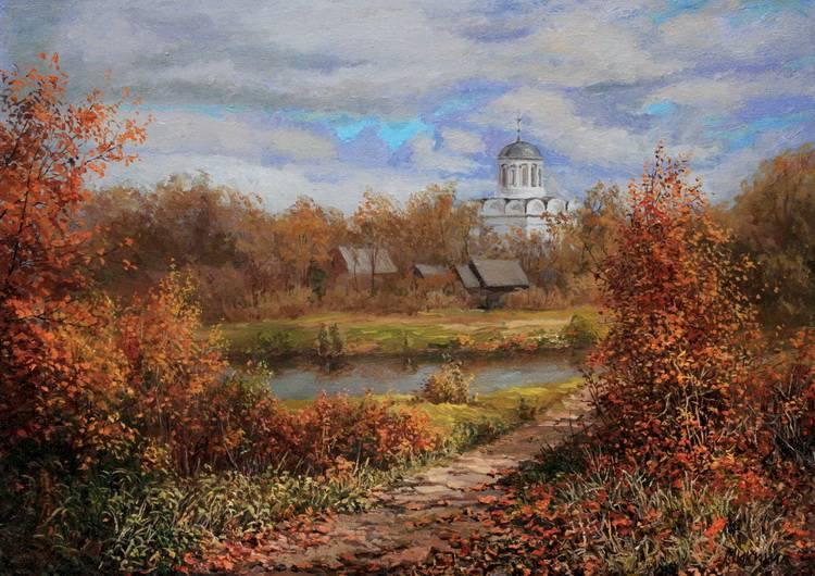 Картинки осень в красках